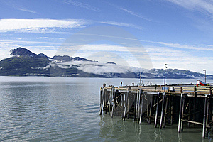 Harbor In Valdez Stock Photography - Image: 16351012