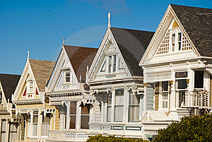 Victorian Homes Stock Photos - Image: 16351583