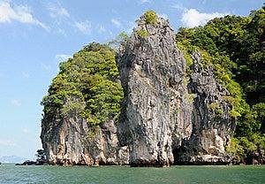 James Bond Island Stock Image - Image: 16351641
