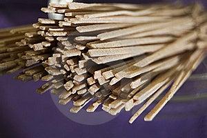 Whole Wheat Spaghetti Royalty Free Stock Images - Image: 16352929
