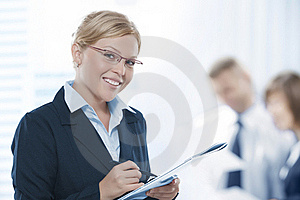 Contract Royalty Free Stock Photography - Image: 16355767