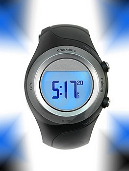 Sports Watch Stock Photo - Image: 16359840