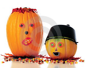 Candy Faces Stock Photo - Image: 16360010