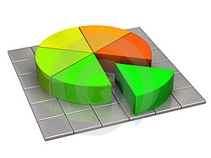 Circular Diagram Royalty Free Stock Photography - Image: 16365347