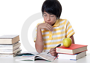 Learn For School Royalty Free Stock Photos - Image: 16378048