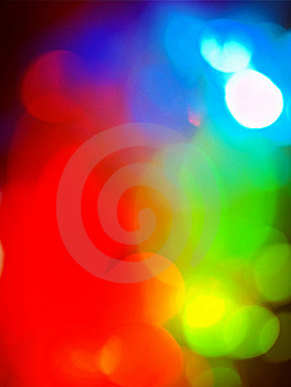 Magic Lights Royalty Free Stock Photography - Image: 16383527