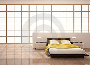 Interior With Furniture Royalty Free Stock Image - Image: 16385076
