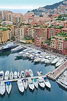 Monaco. Stock Image - Image: 16385641