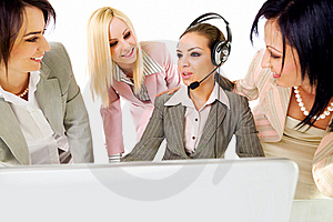Successful Businesswomen Team Stock Photography - Image: 16386882