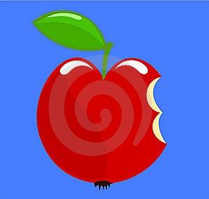 Paradise Apple Royalty Free Stock Images - Image: 16388029