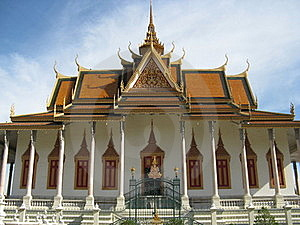 Phnom Phen Fotografia de Stock - Imagem: 16388492
