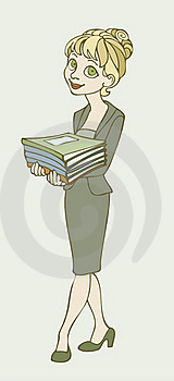 Businesswoman Royalty Free Stock Photography - Image: 16389007