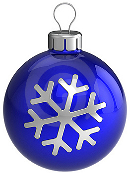 Christmas Ball. New Year Decoration (Hi-Res) Stock Images - Image: 16389604
