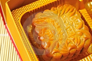 Traditional Chinese Mooncake Stock Images - Image: 16390564