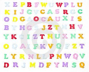 Alfabeto Minúsculo Imagenes de archivo - Imagen: 16392794