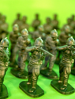 Green Army  6 Stock Photos - Image: 1640043