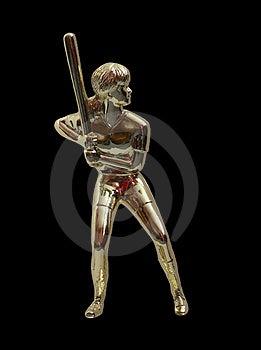 Softball Player  Stock Photos - Image: 1643453