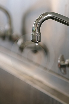 Water faucet 2 Free Stock Photo