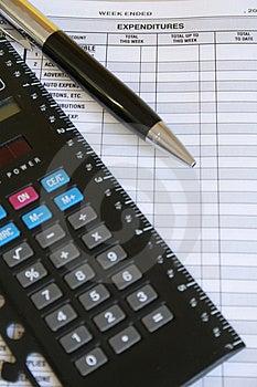 Expeditures (фокус на бумаге) Стоковые Фотографии RF - изображение: 1649688