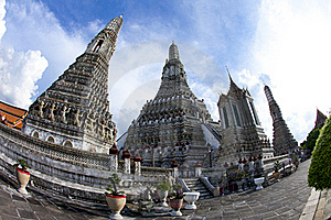Wat Pho In Thailand Stock Photography - Image: 16402202