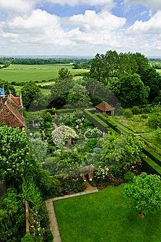Formal Gardens Royalty Free Stock Photos - Image: 16405498