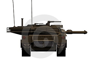 Army Tank Stock Images - Image: 16405754
