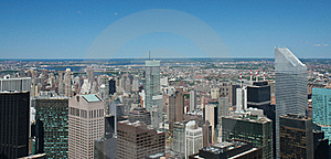 New York City Panoramic Royalty Free Stock Photography - Image: 16405957