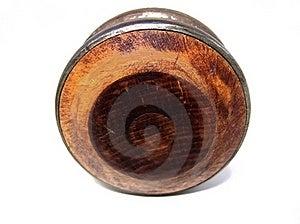 Wooden Yo-yo Stock Image - Image: 16408901