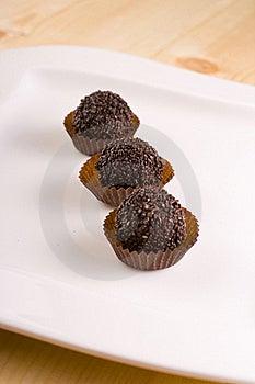Chocolate Praline Royalty Free Stock Photos - Image: 16408908