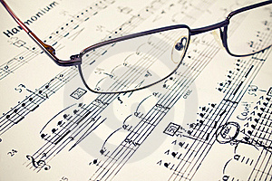 Music Sheet Stock Image - Image: 16409291