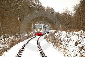 Railcar, Motrisa, Auto-motrisa Royalty Free Stock Photos - Image: 16410888
