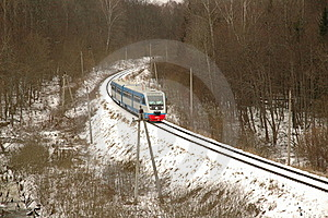 Railcar, Motrisa, Auto-motrisa Royalty Free Stock Images - Image: 16410899
