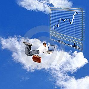 Tender Upon Heaven Monetary Market Royalty Free Stock Photos - Image: 16417488