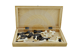 Chessboard Stock Image - Image: 16427331