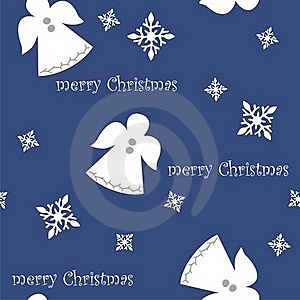 Christmas Seamless Pattern 1 Stock Photo - Image: 16427670