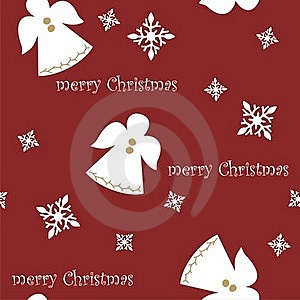 Christmas Seamless Pattern 2 Stock Images - Image: 16427674