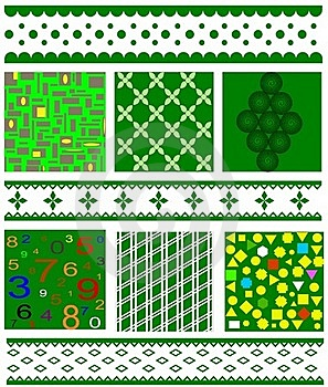 Decorative Elements Stock Photos - Image: 16431573