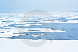 Ice On The Sea Stock Photography - Image: 16431712