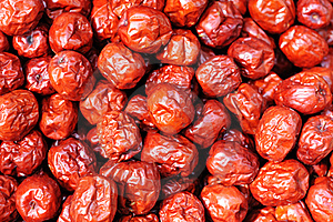 Chinese Date Fruits Stock Photo - Image: 16432470