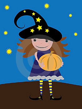 Witch Royalty Free Stock Photos - Image: 16433558