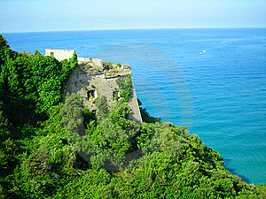 Gulf Of Gaeta Royalty Free Stock Photography - Image: 16433897