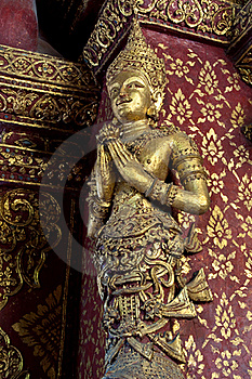 Thai Art Royalty Free Stock Photo - Image: 16435005