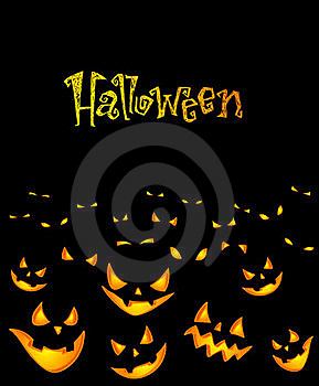 Halloween Royalty Free Stock Images - Image: 16435859