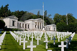 Suresnes American Cemetery Royalty Free Stock Images - Image: 16441369