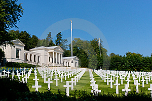 Suresnes American Cemetery Stock Photography - Image: 16441412