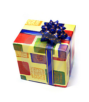 Colorful Gift Royalty Free Stock Photos - Image: 16442668