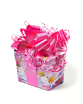 Colorful Gift Stock Photo - Image: 16442700