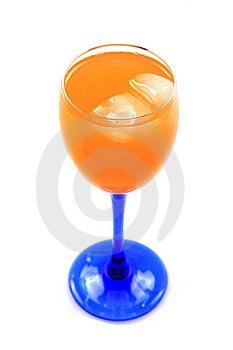Orange Juice Glass Stock Photos - Image: 16442823