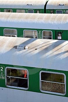 Waiting Trains Stock Images - Image: 16446624