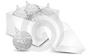 Box With Balls Stock Images - Image: 16450014